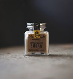 """Coconut sugar"" by Old Salt Merchants"