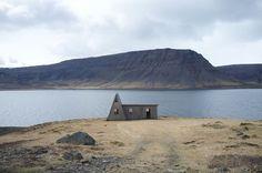 http://cabinporn.com/post/77123398355/abandoned-hut-in-westfjords-iceland-contributed #cabin #photography #landscape