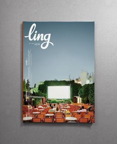 ling (updated) on the Behance Network #based #design #image #clean #ling