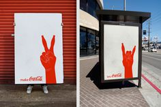 Posters SMARTHEART / COCACOLA #smart-heartru #smartheart #cocacola #posters