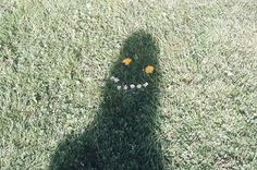 FECAL FACE DOT COM #flower #grass