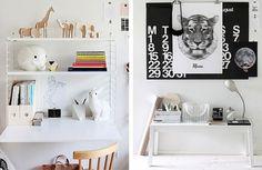Google Reader (12) #interior #white #minimalistic #calendar #black #ambient #tiger