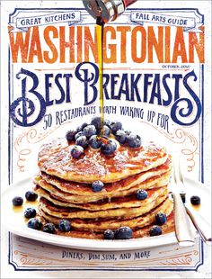 Washingtonian cover by Jon Contino