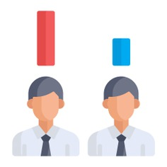See more icon inspiration related to vote, poll, polling, voting, election, candidates, democracy, user, interface, avatar, person and people on Flaticon.