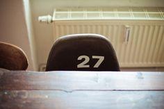 Sarah Illenberger - Freunde von Freunden — Sarah Illenberger #chair #numeral #blog #type #german