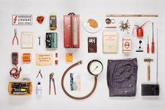 Anthon B Nilsen by Heydays #objects #collection #design #neatly #organized