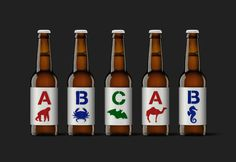 Parking Beer #stencil #beer #label