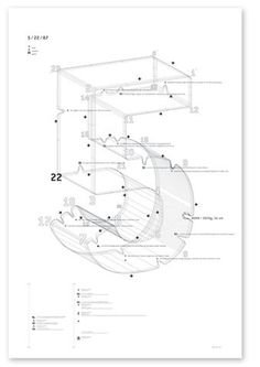Graphic-ExchanGE - a selection of graphic projects #white #black #five #number #poster #and