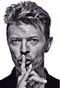 285063851383744726_HNlzqU0L.jpg (500×735) #white #photo #black #and #david #bowie