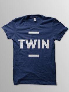 TWIN Apparel #design #apparel #twin #james #shirt #kirkup