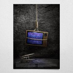 #thankstv #offwhite #poster #wallart #zeitgeist #tv