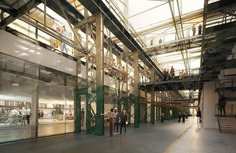 Alstom Halles « Inhabitat – Green Design, Innovation, Architecture, Green Building