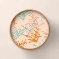 http://uinversoshop.com #palm trees #sunset #pink #pattern