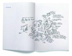 De Zachte Atlas van Amsterdam : JAN ROTHUIZEN #print #illustration
