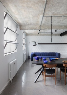 Former Factory Building Converted into a Family Home 12