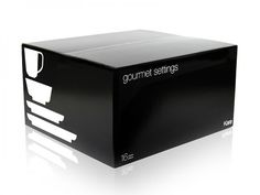 Gourmet Settings : Monnet Design. #packaging