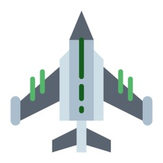 See more icon inspiration related to jet, plane, jet plane, fighter plane, fighter jet, transportation, airplane and transport on Flaticon.
