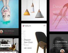 Kabuni - Website, App, & Branding