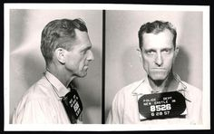 BERG BLOG - A while back we came across these slightly... #mugshots