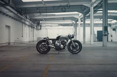 Nice #caferacer by hookie co