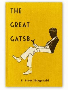 Gatsby's got it. #bookcover