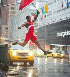 Athletes Among Us by Jordan Matter #inspiration #photography #port