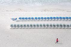 Lido Beach by Juliette Charvet #inspiration #photography #art #fine