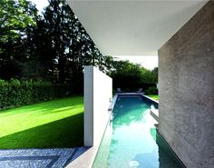 Classic Bauhaus Villa in Munich - #architecture, #house, #home, #outdoor