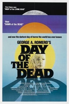 17 Awesome Zombie B-Movie Posters #dead #of #the #original #vintage #poster #day #zombie