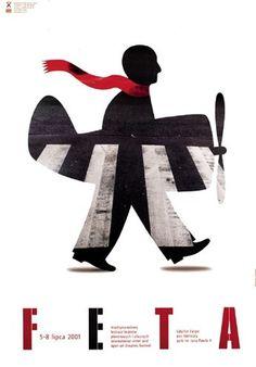 Warsaw International Poster Biennale #joanna #design #graphic #grska