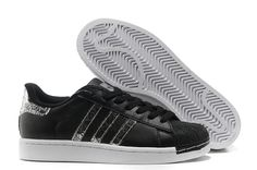 Adidas Originals Adidas Leather Men Black
