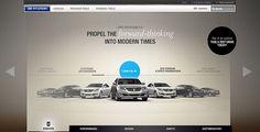 Hyundai Equus - Erik Jonsson #interactive #web