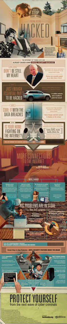 How to protect your home from the internet of things. Don't let a crock pot ruin your life!