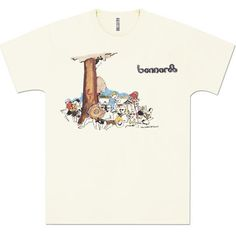 Bonaroo t-shirt #festival #design #shirt #illustration #typograph #shirts