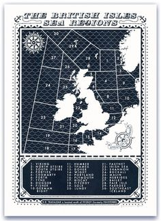 General Pattern — Viking #james #brown #map #nautical
