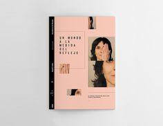 Sophie Calle | Hacedores de Mundo on Editorial Design Served #calle #editorial #sophie