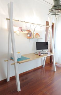 mydesk_01 #desk #space #work