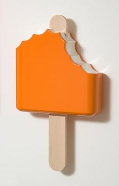 DEAN PROJECT | TIM BERG #cream #ice #popsicle #art