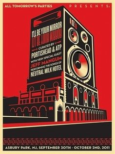 Mogwai Poster, Posters of Mogwai from Concerts, Tours and Festivals | Songkick #mogwai #poster