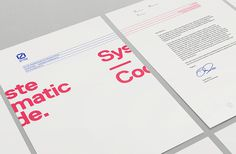 #WeLoveNoise #connectedbycode #collateral #print #letterhead