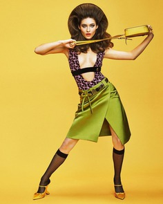Vivid Fashion and Editorial Photography by Max Papendieck
