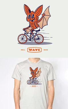 Bat-tee-large #bradwoodard