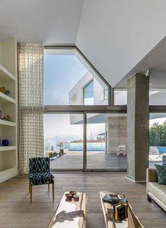 Lavasan Villa by Hariri & Hariri Architecture 3