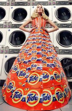 bumbumbum - art, design and advertising blog #fashion #dress