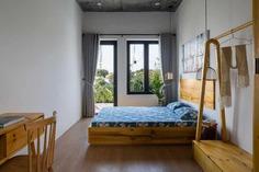 bedroom, Quang Nam, Viet Nam / K.A.N Studio