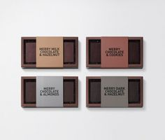 Chocolat Factory ruiz+company #spain #packaging #chocolate #barcelona #ruizcompany #factory #typo #chocolat