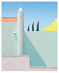 George Byrne Creates Creative Photographic Abstractions of Urban Geometry