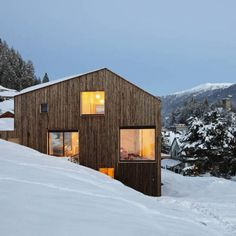 FFFFOUND! #wood #photography #architecture #houses #facades