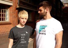 NATRI - Unisex T-Shirt Collection - Lookbook - www.natri.de