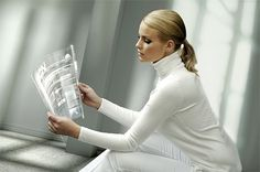 iainclaridge.net | Page 2 #woman #space #fashion #future #lady